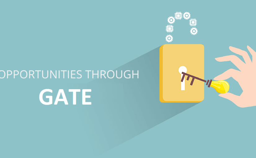 JOBS AND RESEARCH OPPORTUNITIES OF GATE